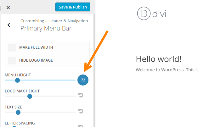How to Fix The Jumping Header Issue in the Divi Theme