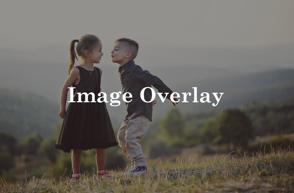 Create Custom Image Overlays