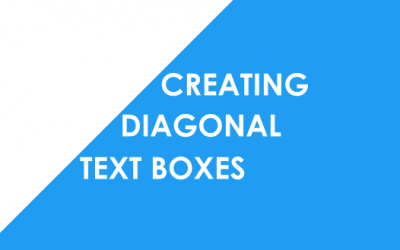 Diagonal 'steps' text boxes and other unusual shapes with CSS