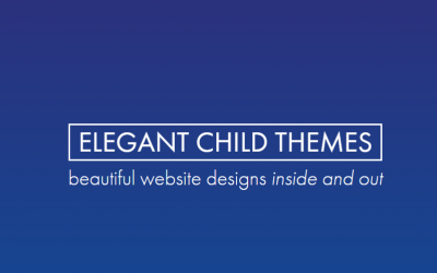 A Love Letter to Elegant Child Themes
