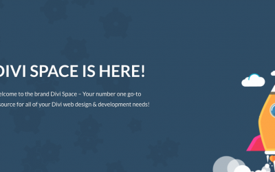 The All-New Divi Space is Here!