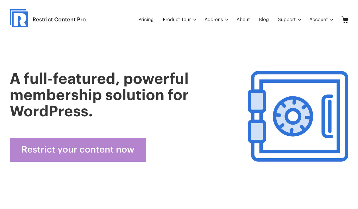 Restrict-Content-Pro-Divi-Space-Learning-Tools-WordPress-Divi