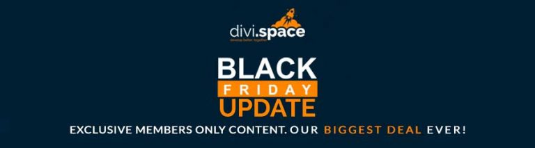 divi_space_black_friday_update