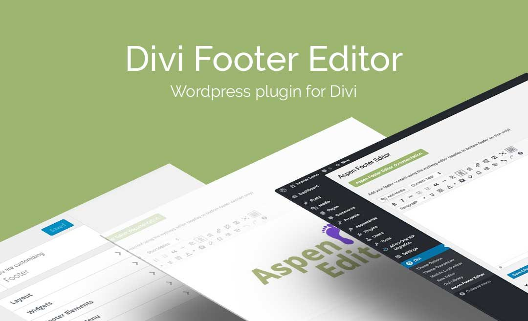 How to Create the Ultimate Website Footer Using the Divi Footer Editor