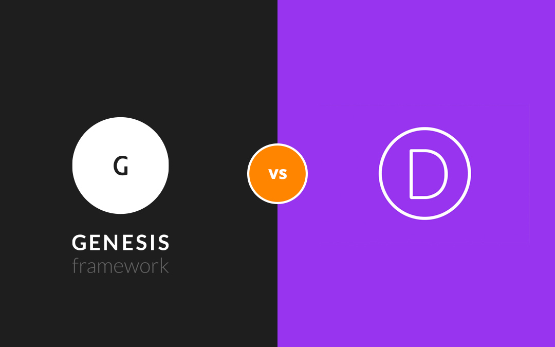 Divi vs Genesis – How to Choose the Best WordPress Website Builder