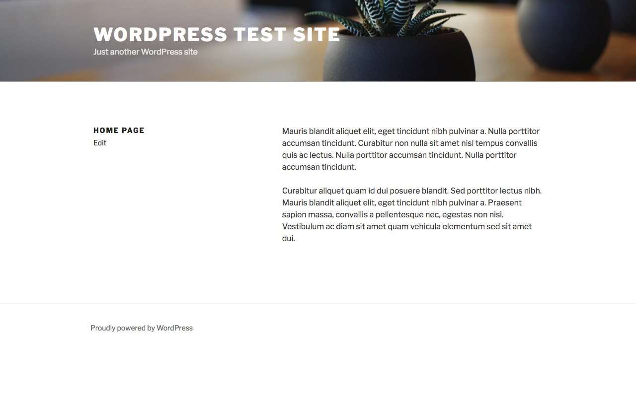 WordPress Add Page Front End