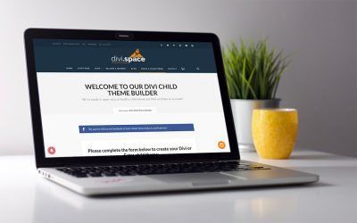 How to Use the Divi Space Child Theme Generator