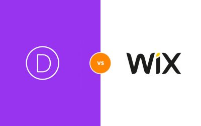 Divi vs Wix – How to Choose the Best WordPress Website Builder