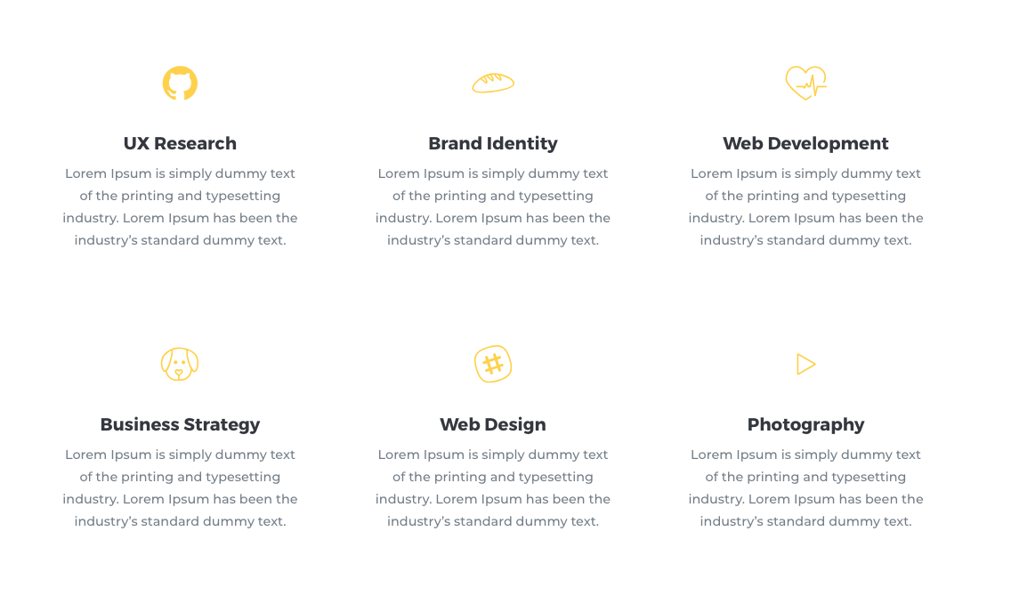 Divi Icon Expansion Pack Layout 2