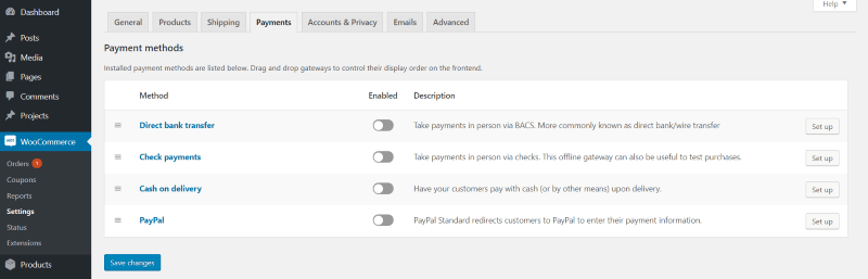 How to Set Up a PayPal Account for WooCommerce | Divi Space
