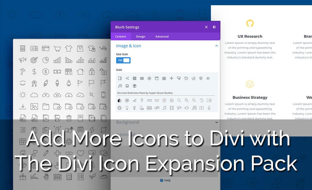 How to Add More Icons to Divi with the Divi Icon Expansion Pack