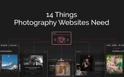 14 Things Photography Websites Need