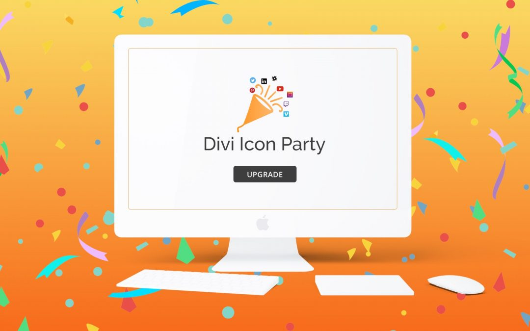 Introducing Divi Icon Party: A Plugin for Displaying Social Media Icons on Your Divi Website
