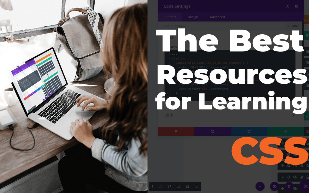 The Best Resources for Learning CSS