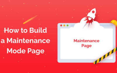 How to Build a Maintenance Mode Page for Your Divi Website