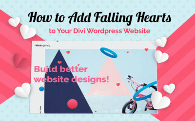 How to Add Falling Hearts to Your Divi WordPress Website