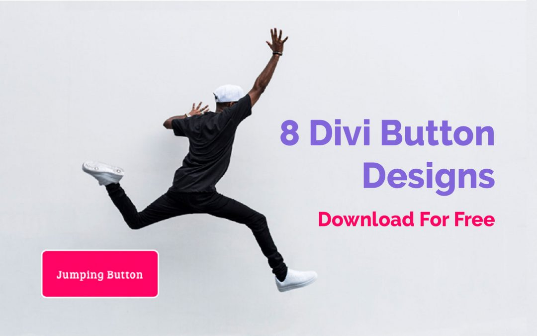 8 Divi Button Designs You Can Download For Free