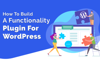 How To Build A Functionality Plugin