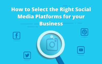How to Select the Right Social Media Platforms for your Business