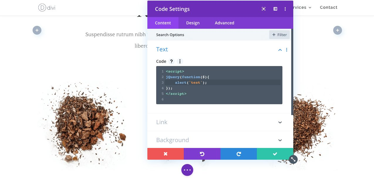 How to Add JavaScript and jQuery to the Divi Theme