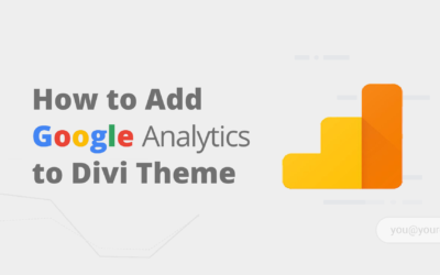 How to Add Google Analytics to Divi WordPress Theme Without a Plugin
