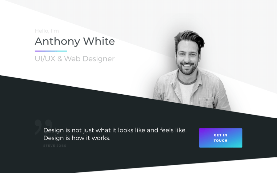 Best Free Divi Layout Packs Anthony from Divi Lover