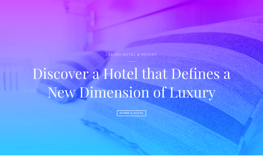 Best Free Divi Layout Packs Divi Layout for Hotel Divi Layout from Divi Den