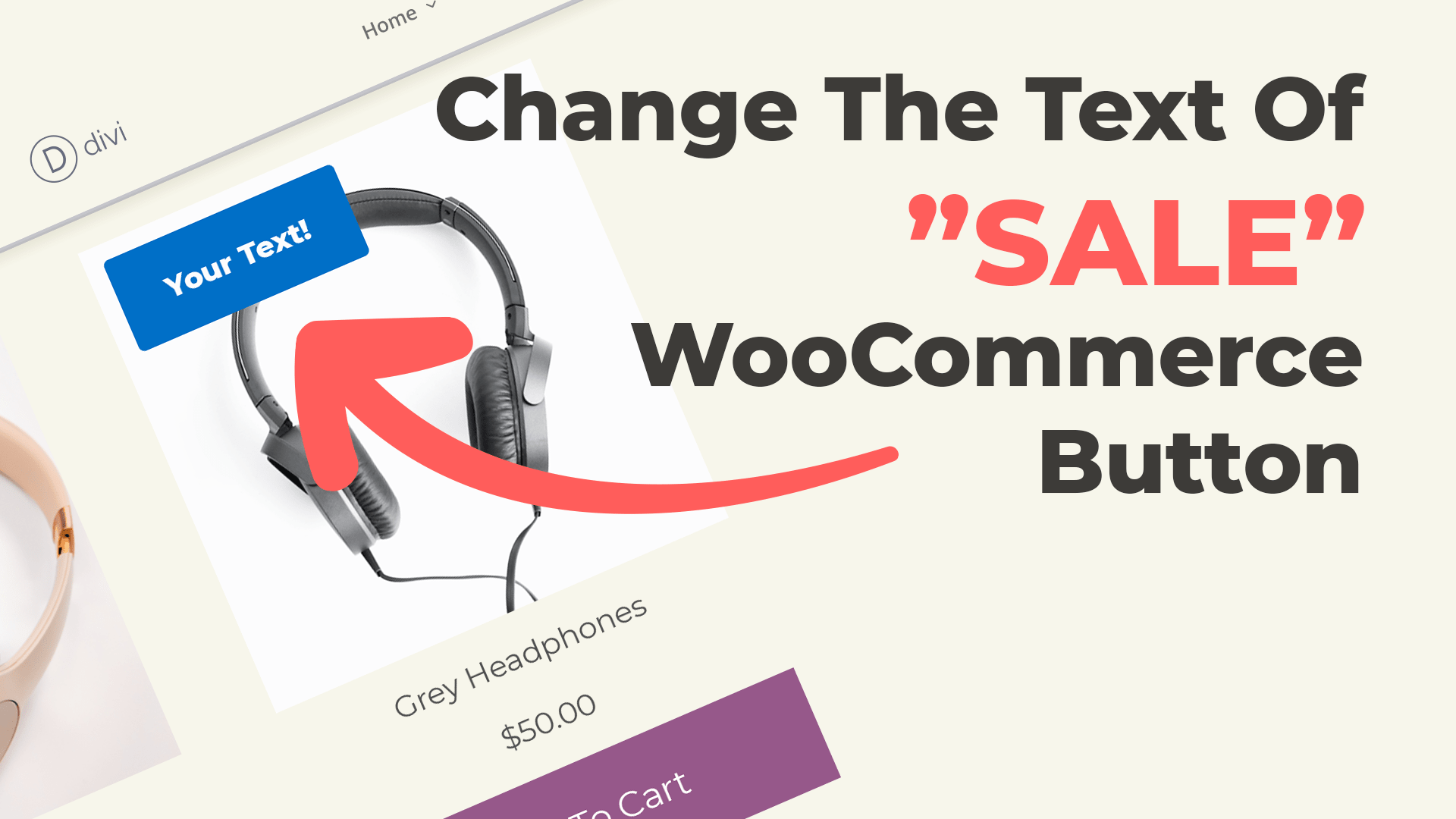 "Change the ""Sale!"" Text of the WooCommerce Sale Badge"