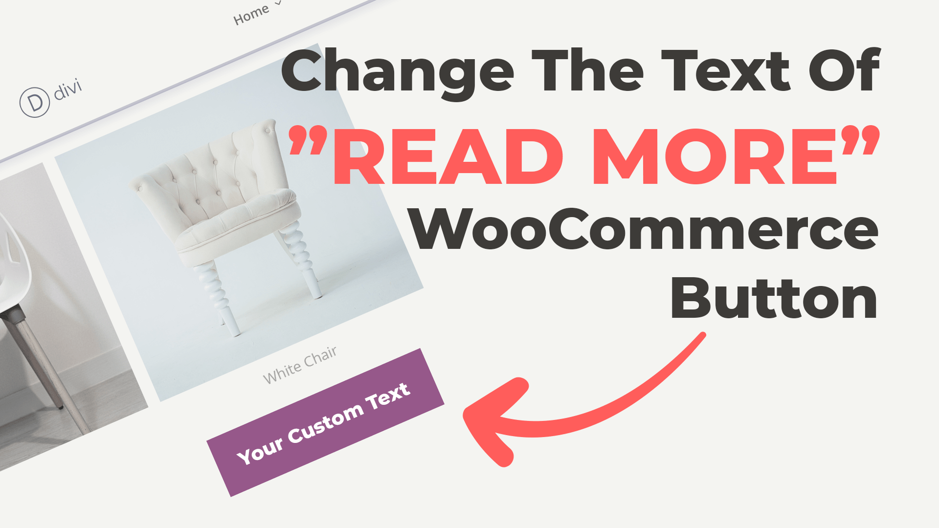 "Change The ""Read More"" Text of the WooCommerce Button"