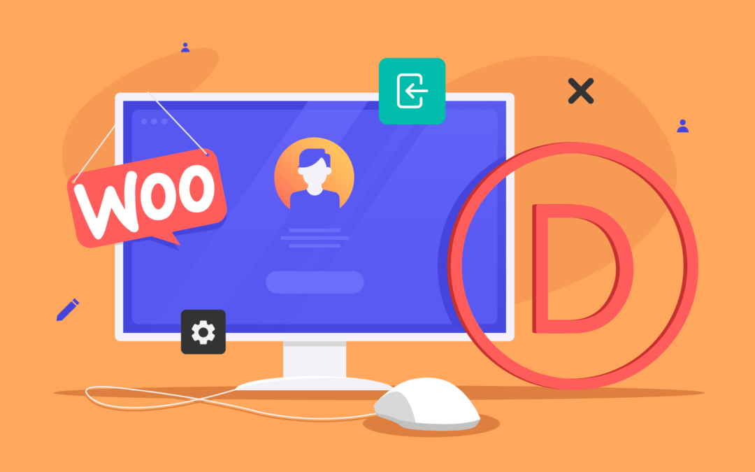 How to Customize the WooCommerce My Account Page With Divi