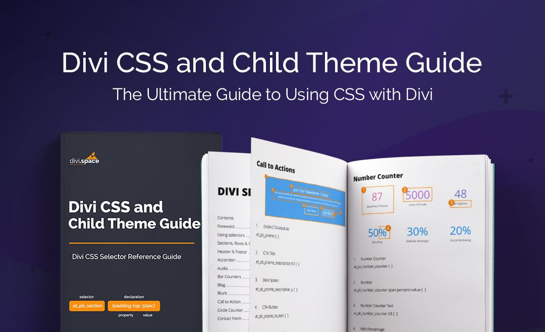 The Divi CSS and Child Theme Guide